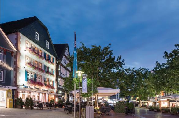 Romantik Hotel Zum Stern In Bad Hersfeld Herzlich Willkommen